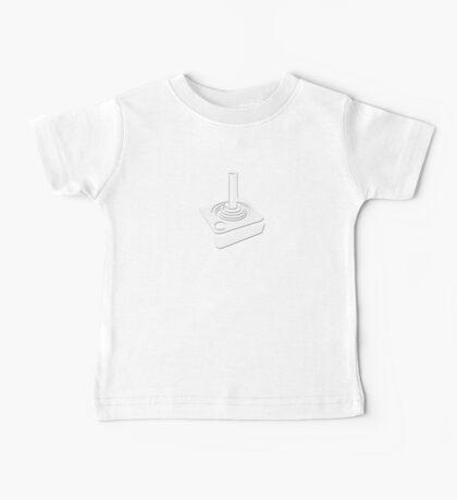 Joystick - 80s Computer Game T-Shirt Baby Tee