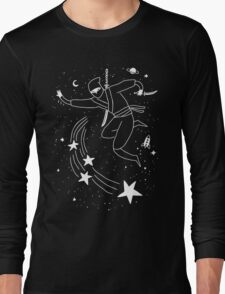 Space Ninja Long Sleeve T-Shirt