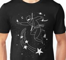 Space Ninja Unisex T-Shirt