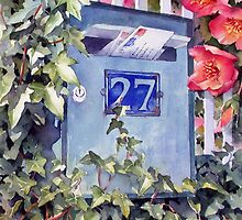 You've got mail! by Ann Mortimer