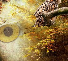 Watcher in the Woods by Chanel70