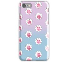 Swirly Fish Cake iPhone Case/Skin