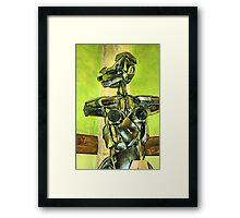 I, Robot Framed Print
