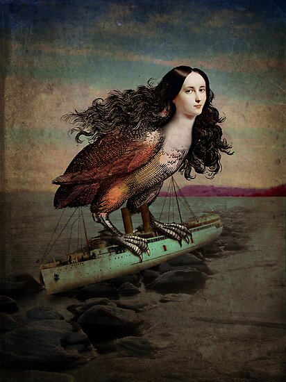 The catch by Catrin Welz-Stein