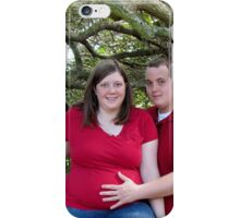 Sitting on a Tree Limb iPhone Case/Skin