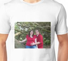 Sitting on a Tree Limb Unisex T-Shirt