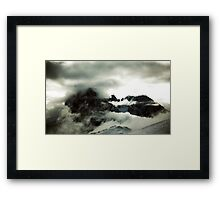 Lord of the Clouds Framed Print