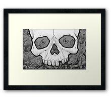 Dead Eyes 1 Framed Print