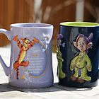 Novelty Mugs by squonk1666