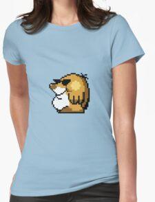 Mega Mole Womens Fitted T-Shirt