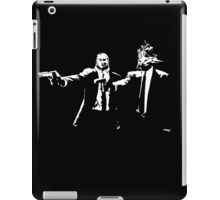 Beaten to a Pulp Fiction iPad Case/Skin