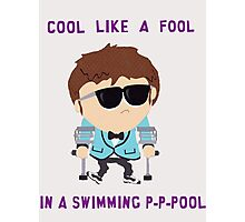 Jimmy is cool Photographic Print