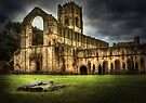 Fountains Abbey I by Svetlana Sewell