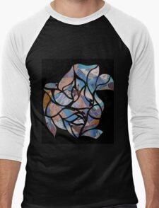Untitled (Dark Version) Men's Baseball ¾ T-Shirt
