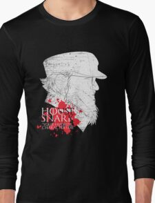 House Snark: Your Favorite Characters Die Long Sleeve T-Shirt