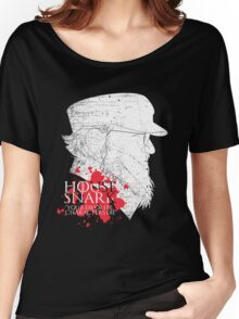 House Snark: Your Favorite Characters Die Women's Relaxed Fit T-Shirt