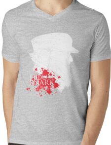 House Snark: Your Favorite Characters Die Mens V-Neck T-Shirt