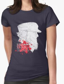 House Snark: Your Favorite Characters Die Womens Fitted T-Shirt