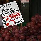 Big Ass Grapes by moessnert