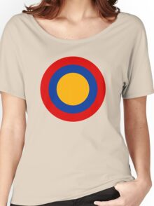 Armenian Air Force - Roundel Women's Relaxed Fit T-Shirt