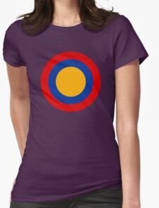 Armenian Air Force - Roundel Womens Fitted T-Shirt