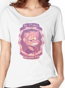Markiplier - Flower crown Women's Relaxed Fit T-Shirt