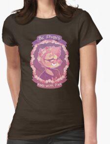 Markiplier - Flower crown Womens Fitted T-Shirt