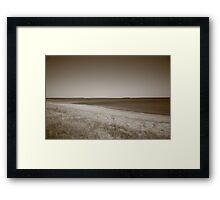 Lake Superior Framed Print