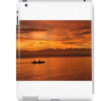 Philippine Sunset 1 iPad Case/Skin