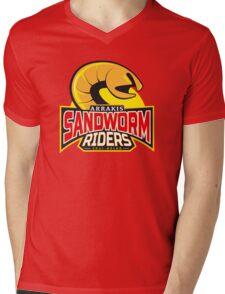 Sandworm Riders Mens V-Neck T-Shirt