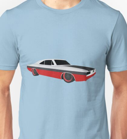 Dodge Charger 1969 Unisex T-Shirt