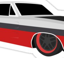 Dodge Charger 1969 Sticker