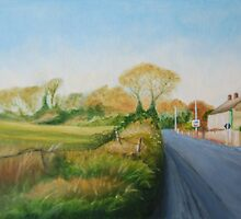 Turvey Avenue by Geraldine M Leahy