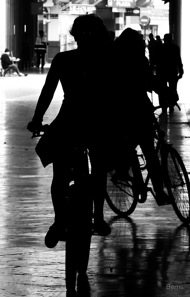 Bicycle..bicycle.. by Berns