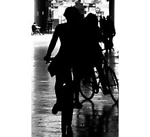 Bicycle..bicycle.. Photographic Print