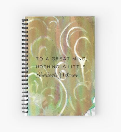 Little Things Spiral Notebook