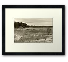 Scenics of Hamina Framed Print