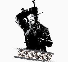 Gwynbleidd - the White Wolf Unisex T-Shirt