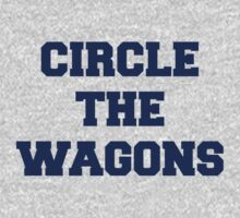 Circle the Wagons Kids Clothes