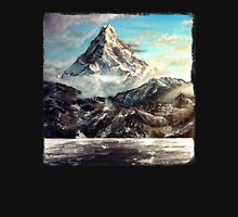The Lonely Mountain Painting Hoodie