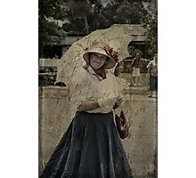Colonial Dress Photographic Print