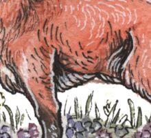 Meadow Frolic Sticker