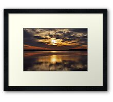 Beautiful Australia. 25-2-11.no2 Framed Print