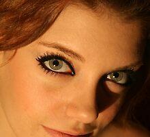 Strikingly Beautiful Eyes by John Carpenter