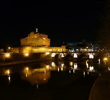 Castel Sant'Angelo by Afonso Azevedo Neves