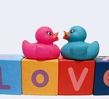 Love ducks by Chloe Price