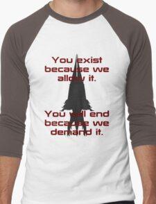 Mass Effect | Reaper Men's Baseball ¾ T-Shirt