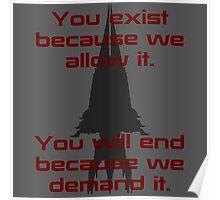 Mass Effect | Reaper Poster