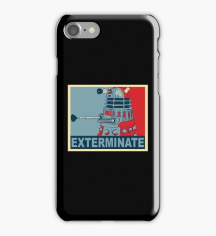 Dalek Hope iPhone Case/Skin