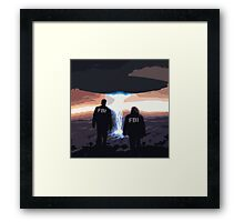 It All Begins Framed Print